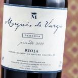 Marqués de Vargas Reserva Privada 2014