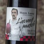 Maxim Lannay L'Avant Match 2018