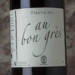 Guignier Fleurie Au Bon Grès 2014