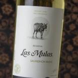 Las Mulas Sauvignon Blanc 2018