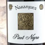 Naranjuez Pinot Negra 2011