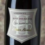 Oliver Horiot Rosé des Riceys En Barmont 2014