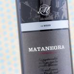 Matanegra Crianza 2016