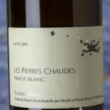 Julien Meyer Pinot Blanc Les Pierres Chaudes 2018