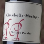 Philippe Pacalet Chambolle-Musigny 2017