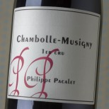 Philippe Pacalet Chambolle-Musigny 1er Cru 2017