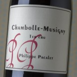 Philippe Pacalet Chambolle-Musigny 1er Cru 2012