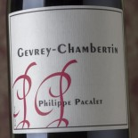 Philippe Pacalet Gevrey-Chambertin 2015