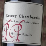 Philippe Pacalet Gevrey-Chambertin 1er Cru Lavaux Saint Jacques 2013