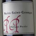 Philippe Pacalet Nuits-Saint-Georges 2016
