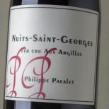 Philippe Pacalet Nuits-Saint-Georges 1er Cru Aux Argillas 2017