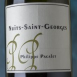 Philippe Pacalet Nuits-Saint-Georges Blanc 2016