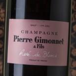 Pierre Gimonnet Rosé de Blancs 1er Cru Brut