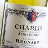 Régnard Chablis Saint Pierre 2018
