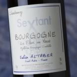 Sextant Bourgogne Blanc La Fleur Au Verre 2018