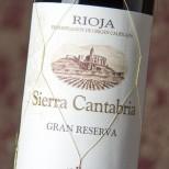 Sierra Cantabria Gran Reserva 2008