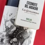 Escondite del Ardacho Las Guillermas 2018