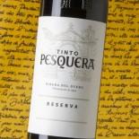 Tinto Pesquera Reserva 2012