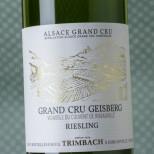 Trimbach Alsace Grand Cru Geisberg Riesling 2012