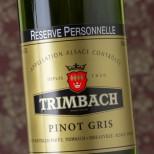 Trimbach Alsace Pinot Gris Réserve Personnelle 2014