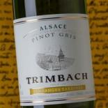 Trimbach Alsace Pinot Gris Vendanges Tardives 2009