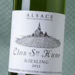 Trimbach Alsace Riesling Clos Ste Hune 2016