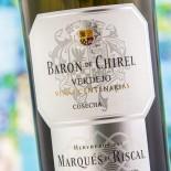 Barón De Chirel Verdejo 2015