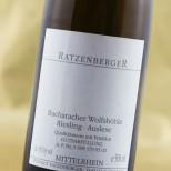 Ratzenberger Bacharacher Wolfshöhle Riesling Auslese 1992 -50cl.