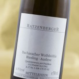 Ratzenberger Bacharacher Wolfshöhle Riesling Auslese 1992 - 50 Cl