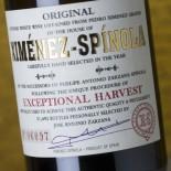Ximénez-Spínola Exceptional Harvest 2018