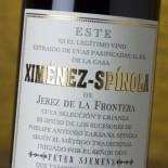 Ximénez-Spínola Pedro Ximénez Solera 1918